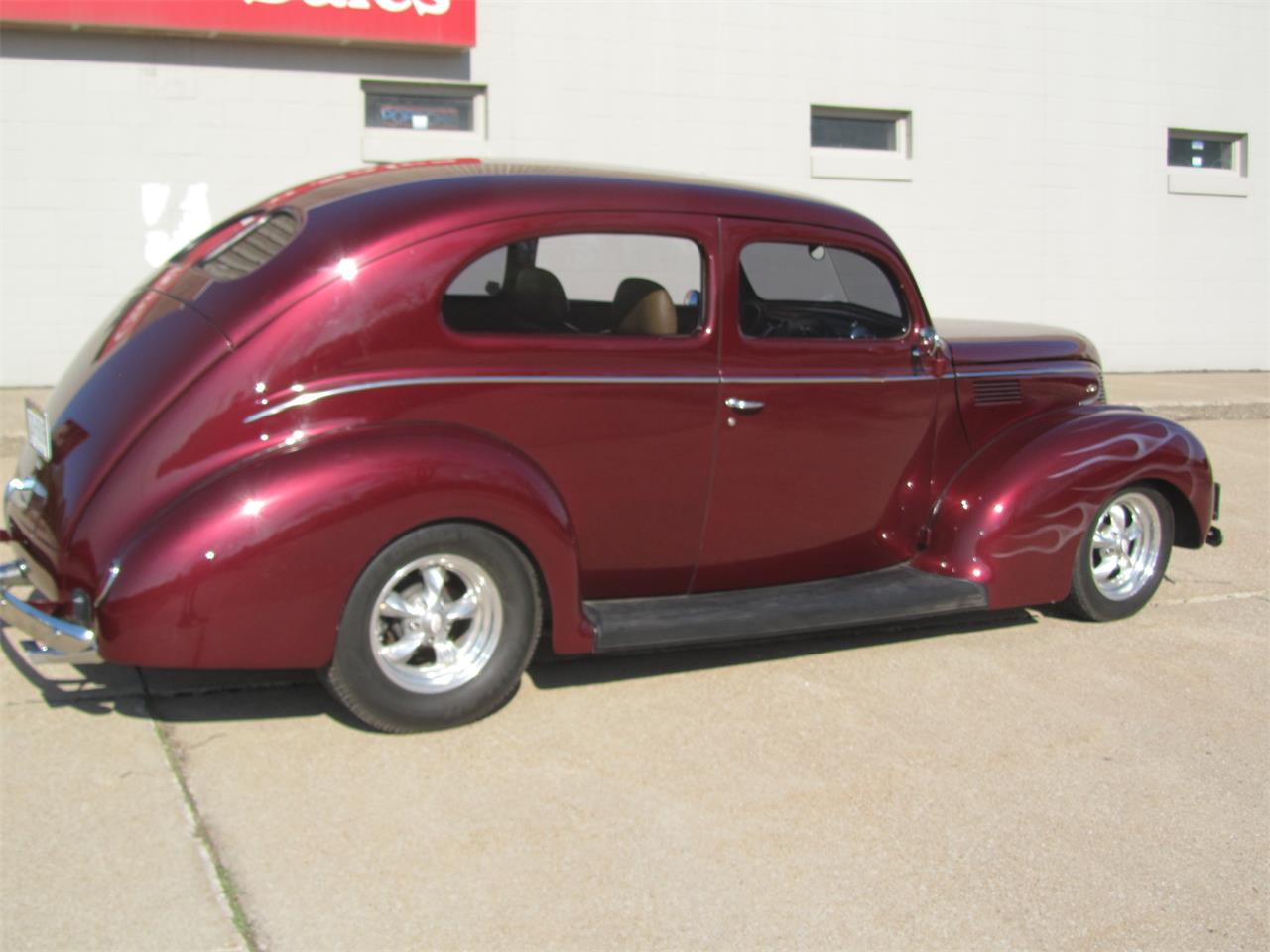 Large Picture of Classic 1939 Ford 2-Dr Coupe located in Omaha Nebraska Offered by Classic Auto Sales - PXXZ