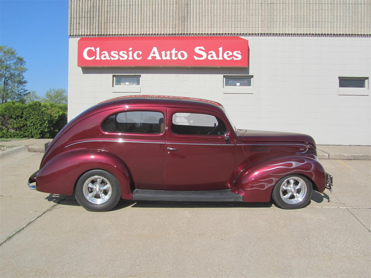 Large Picture of Classic '39 Ford 2-Dr Coupe - $39,900.00 Offered by Classic Auto Sales - PXXZ