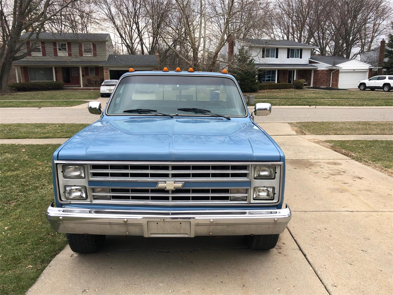 Large Picture of '86 C10 - Q0NS