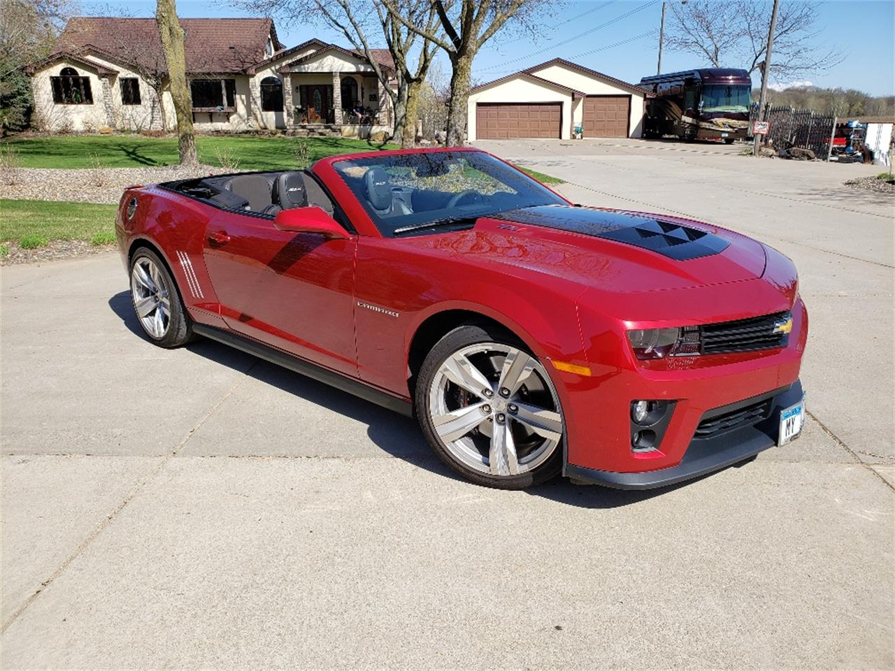Large Picture of '13 Camaro - Q0NW