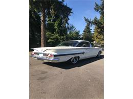 Picture of 1960 Chevrolet Impala located in Puyallup Washington - $44,000.00 Offered by a Private Seller - Q0O1