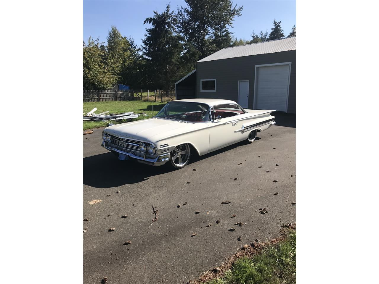 Large Picture of '60 Impala - Q0O1