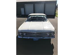Picture of Classic '60 Chevrolet Impala located in Puyallup Washington - $44,000.00 - Q0O1