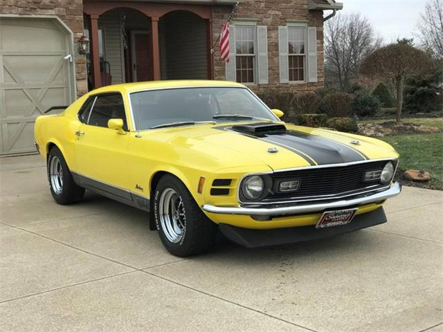 Picture of '70 Mustang located in Orville Ohio Offered by  - PXY1