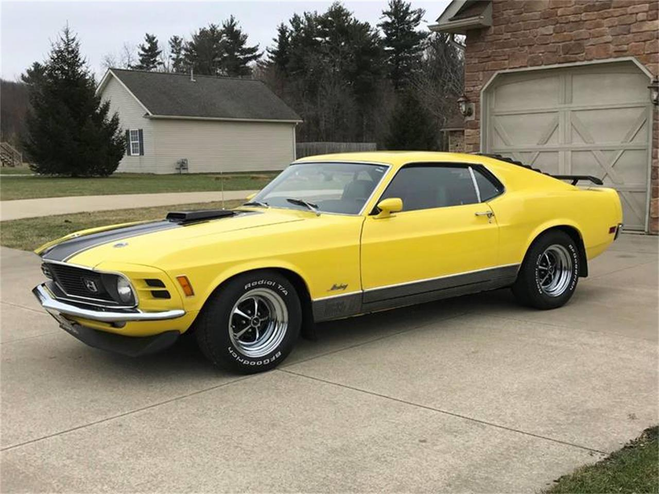 Large Picture of '70 Mustang - PXY1