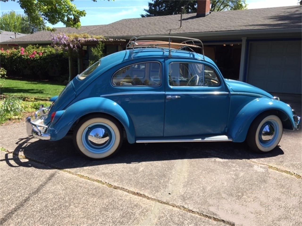 Large Picture of '63 Beetle - Q0OL