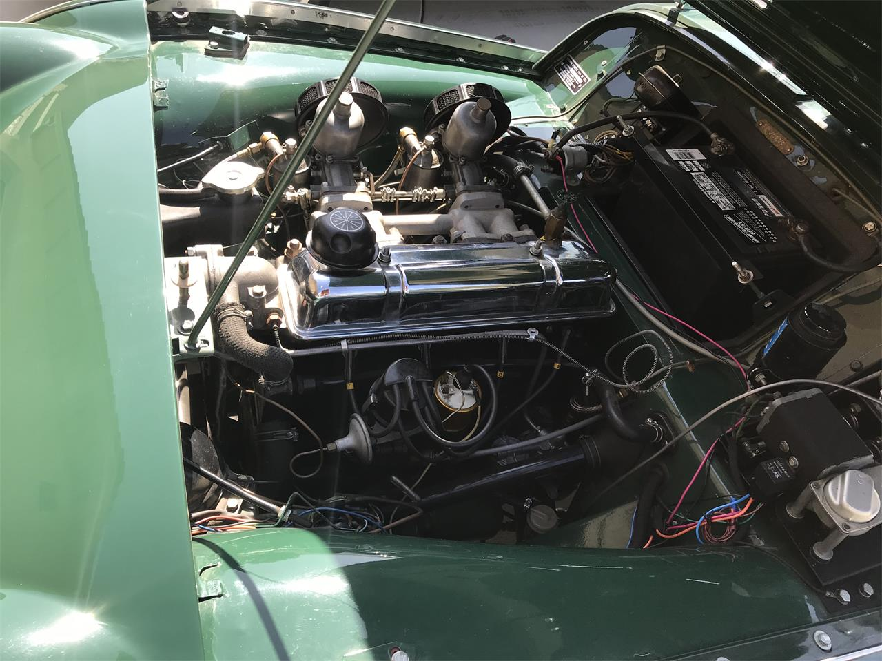 Large Picture of '58 TR3A - Q0OM