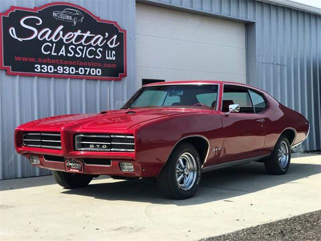 Picture of '69 GTO located in Orville Ohio - PXY3