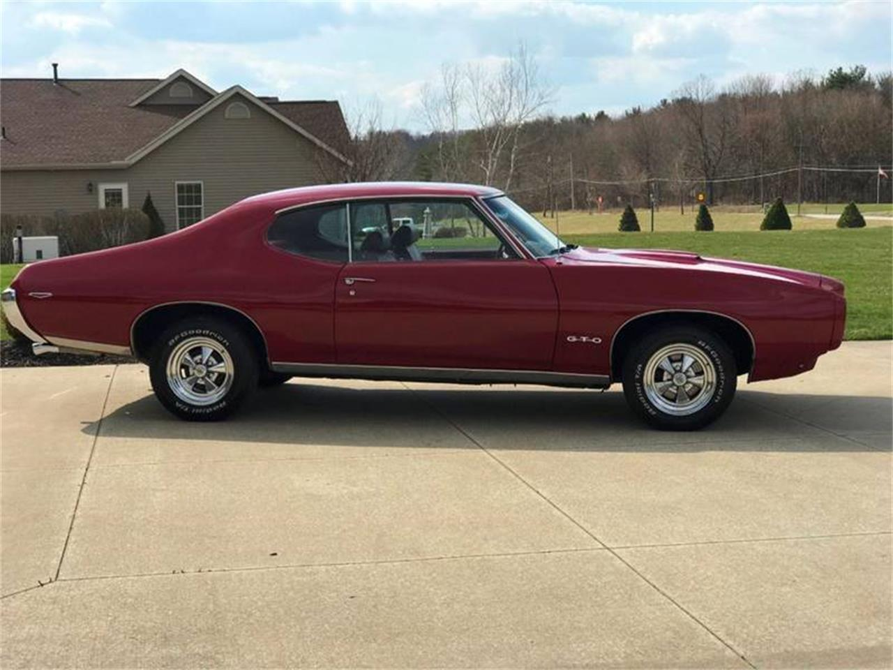 Large Picture of Classic '69 GTO - $34,900.00 Offered by Sabettas Classics, LLC - PXY3
