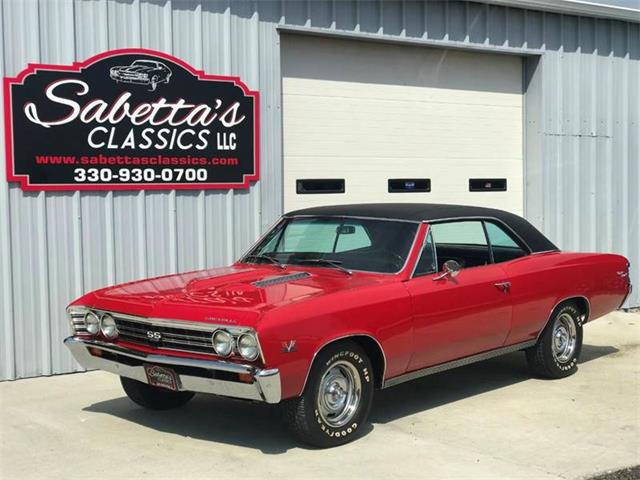 Picture of Classic 1967 Chevrolet Chevelle - $49,950.00 - PXY4