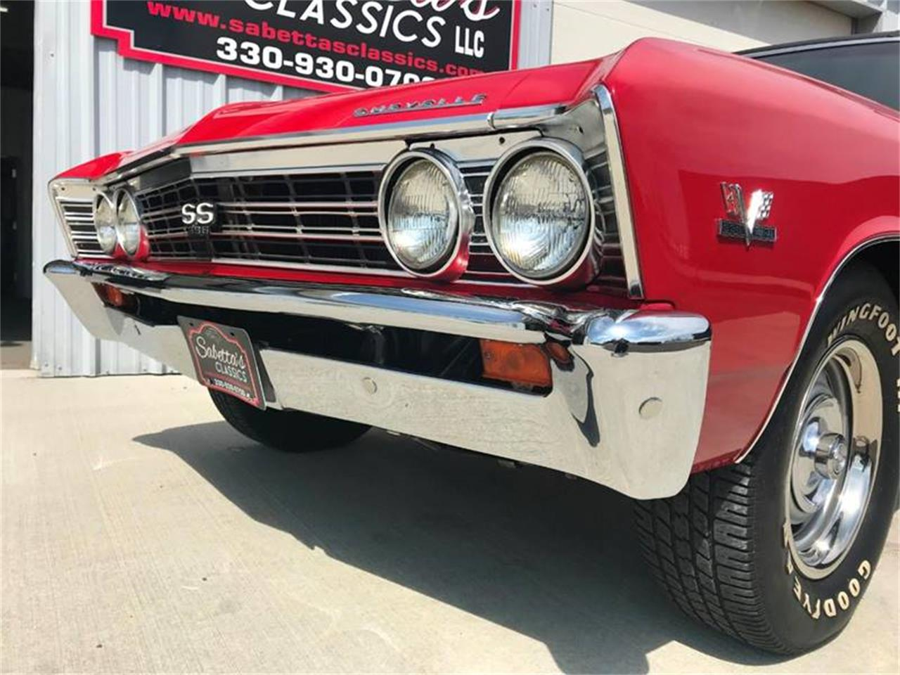 Large Picture of '67 Chevelle - PXY4