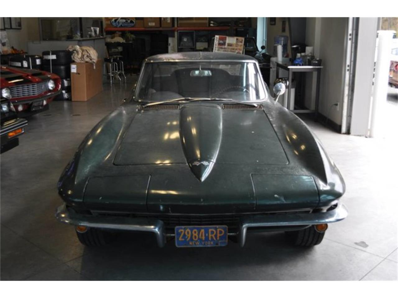 Large Picture of '67 Corvette - Q0PH