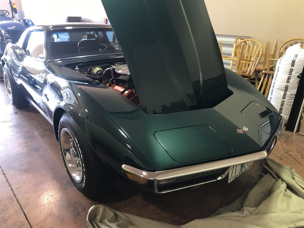 Large Picture of '71 Corvette - $36,000.00 - PXY6