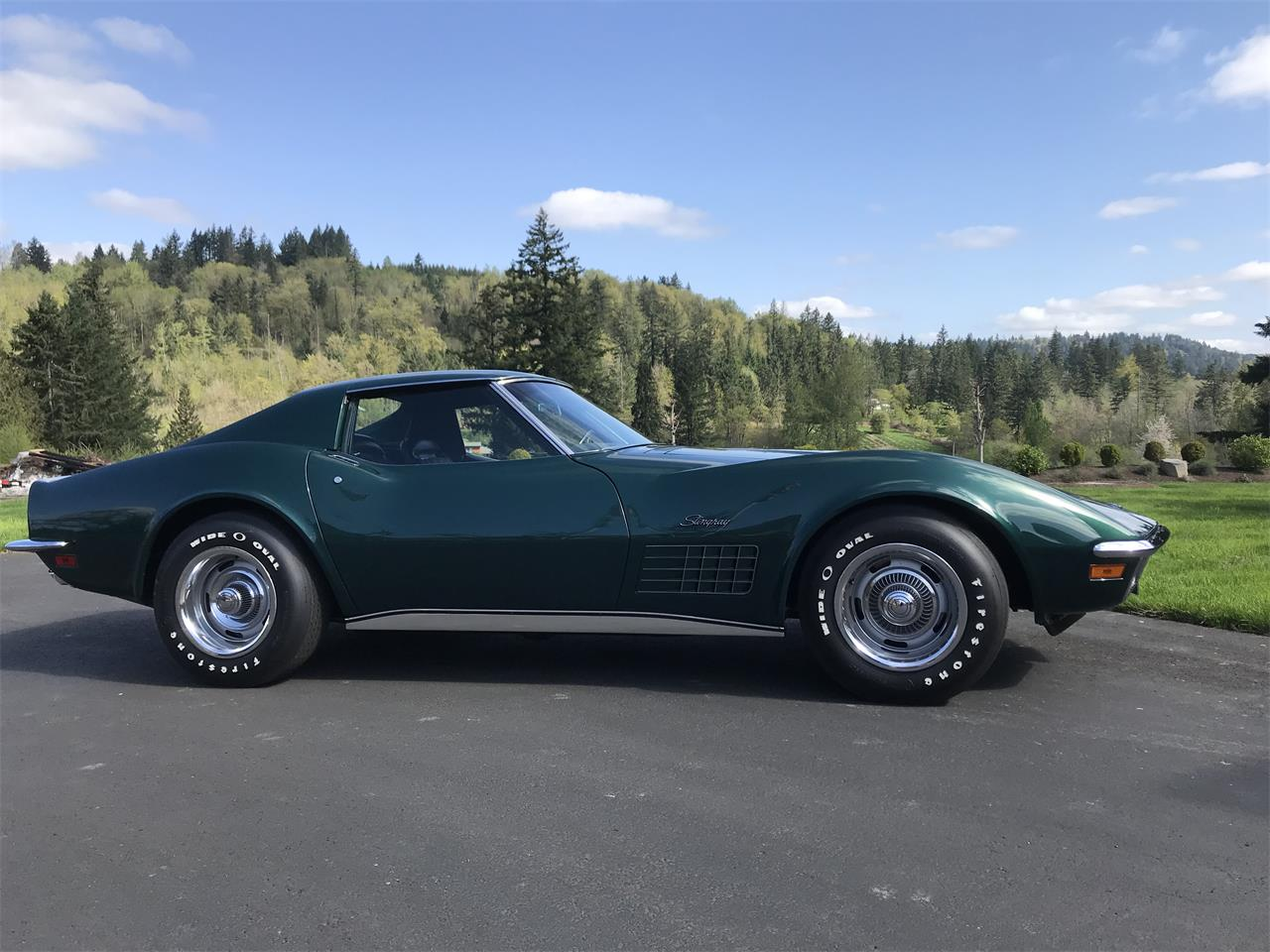 Large Picture of '71 Corvette located in Damascus  Oregon - $36,000.00 Offered by a Private Seller - PXY6