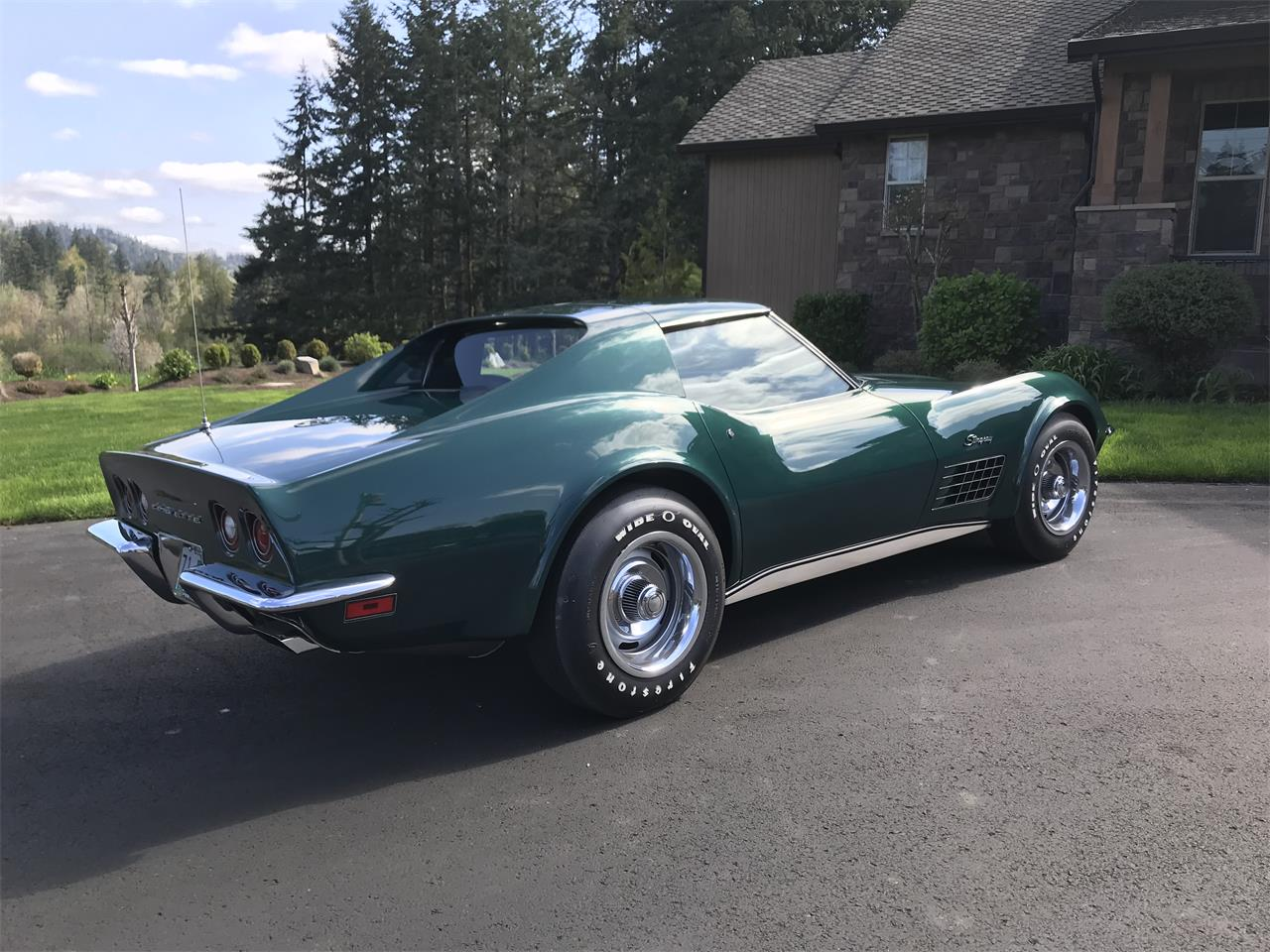 Large Picture of Classic '71 Corvette - $36,000.00 - PXY6