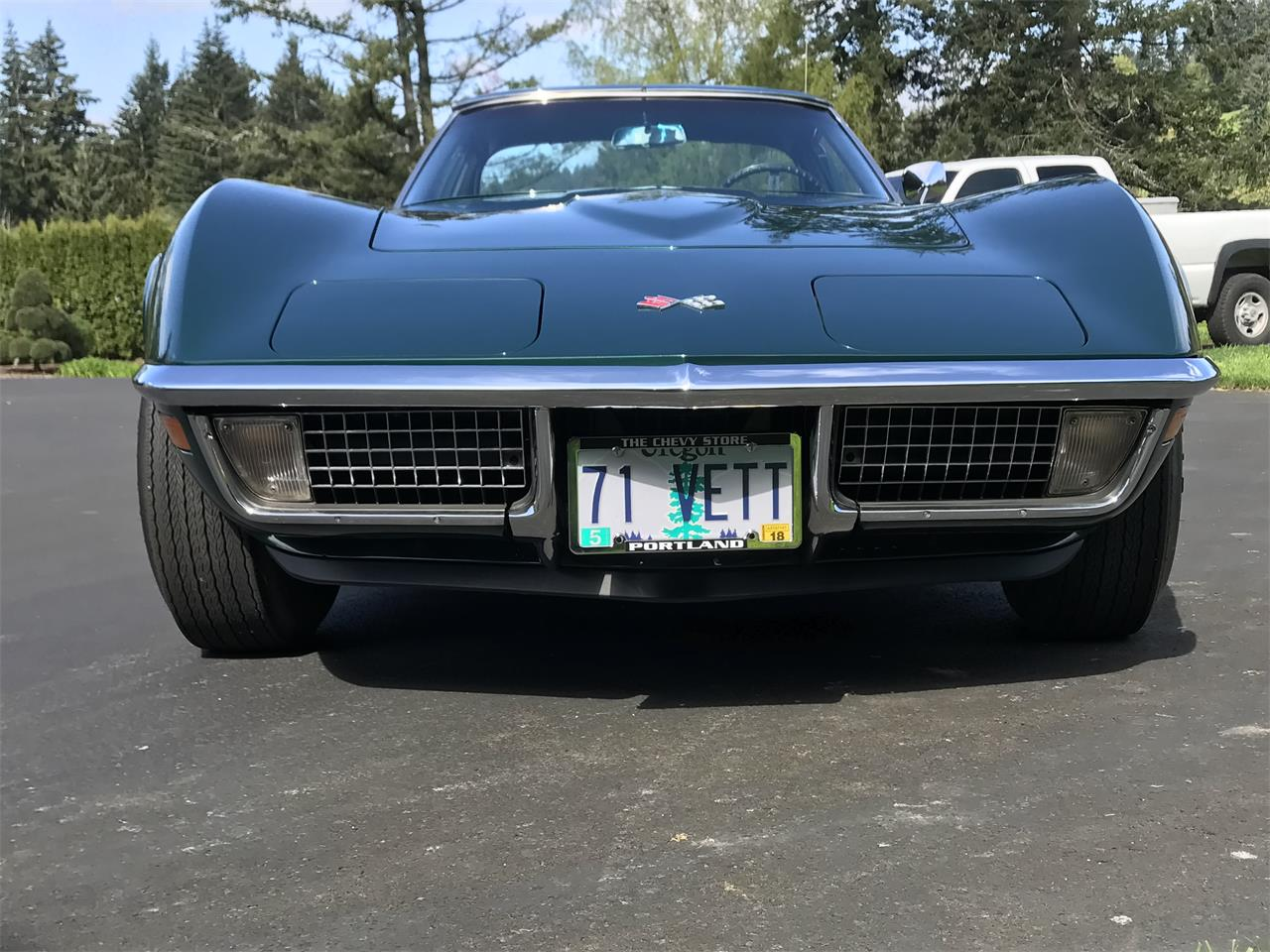 Large Picture of 1971 Corvette - PXY6