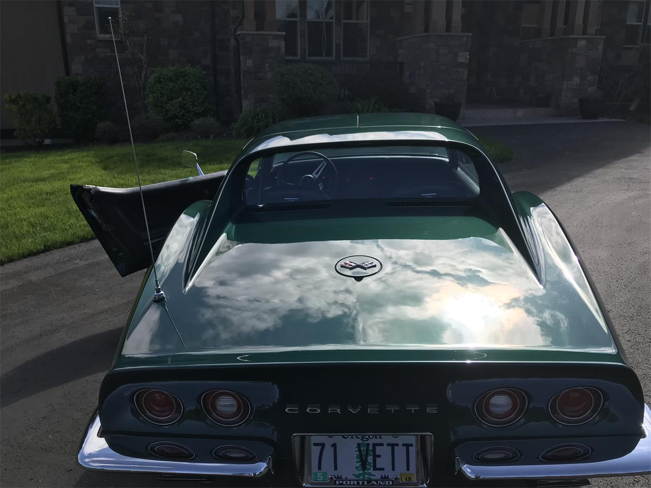 Large Picture of Classic '71 Corvette Offered by a Private Seller - PXY6