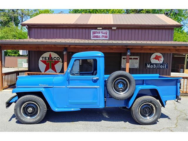 Picture of Classic 1959 Willys Jeep - $21,500.00 Offered by  - PXY8