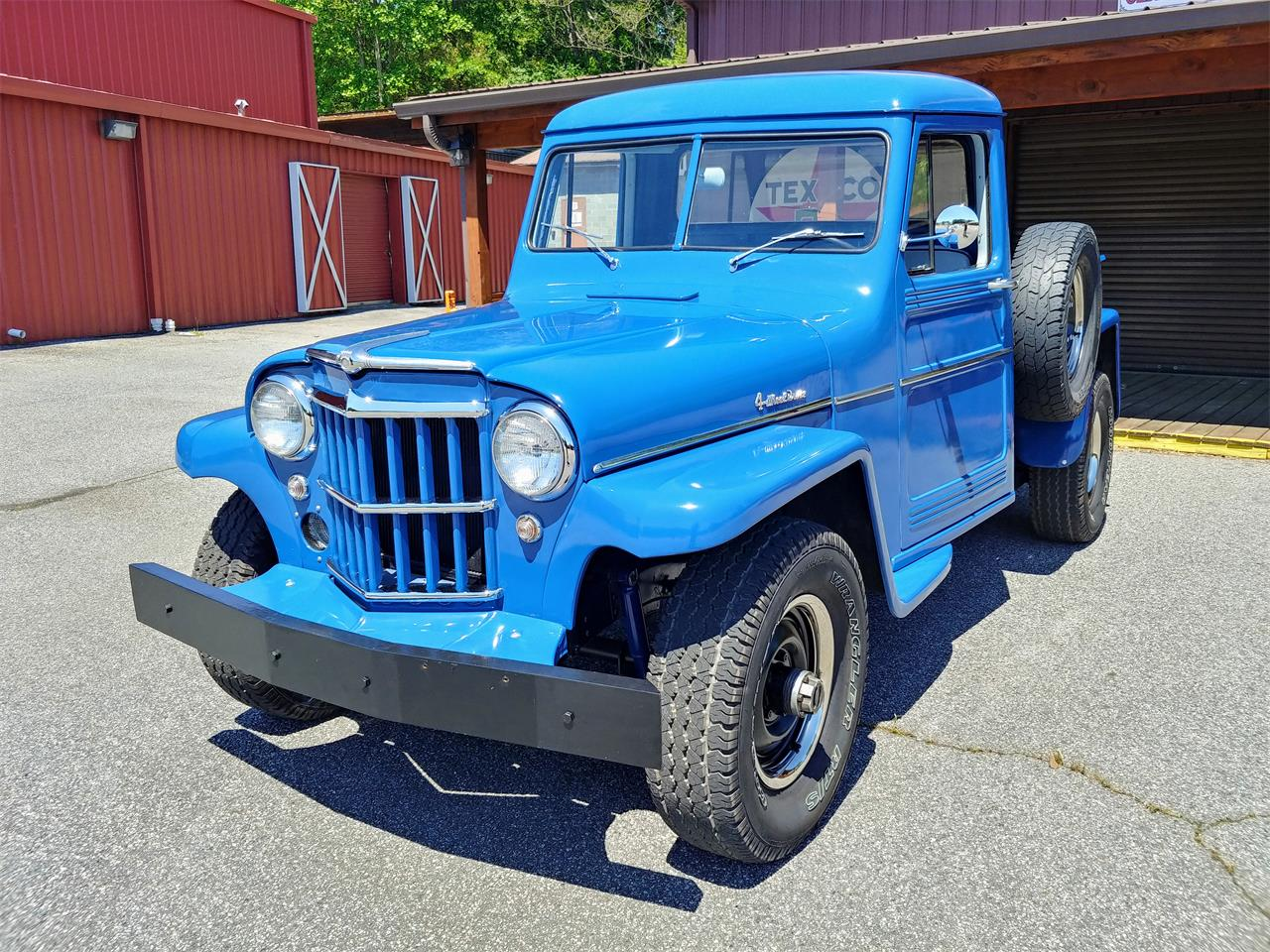 Willys Jeep Truck For Sale >> For Sale 1959 Willys Jeep In Cumming Georgia