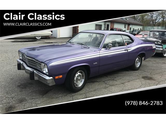 Picture of Classic '73 Plymouth Duster located in Westford Massachusetts - $9,995.00 - Q0Q8