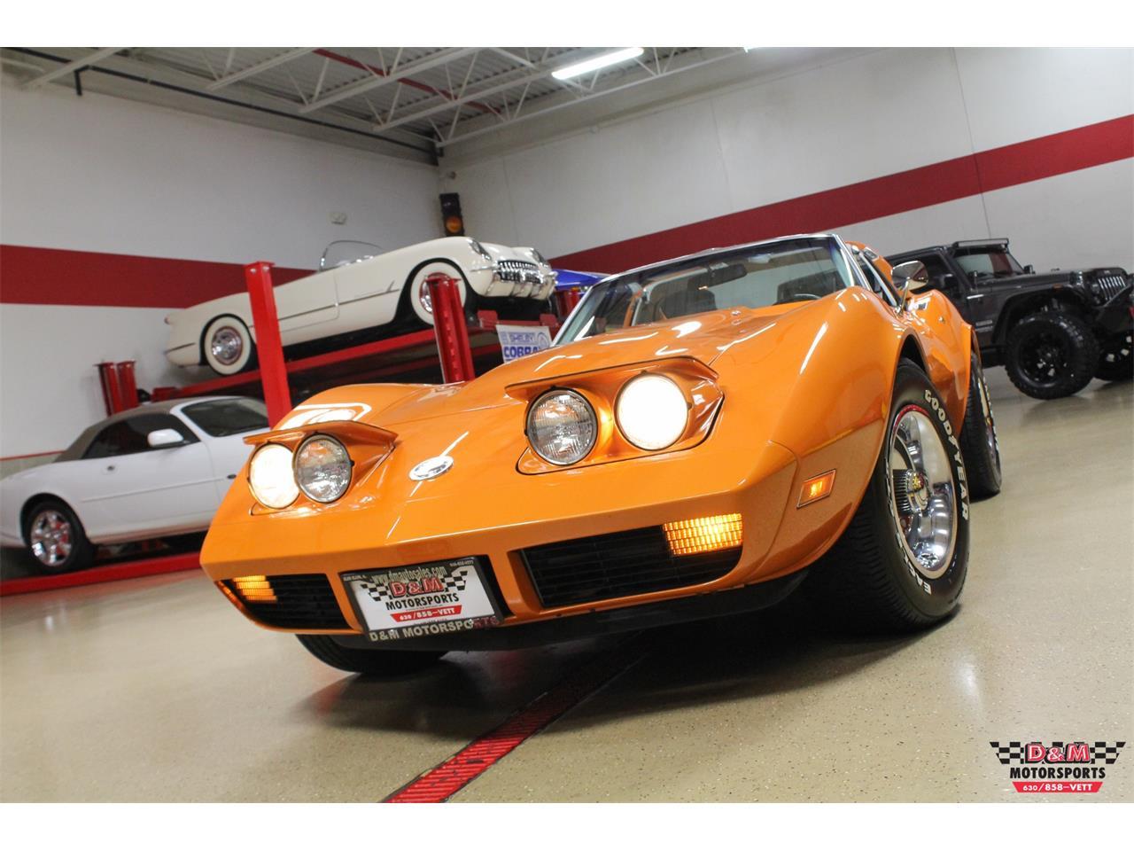 Large Picture of '74 Corvette - Q0QA
