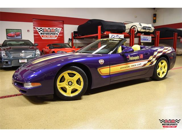 Picture of '98 Corvette - Q0QC