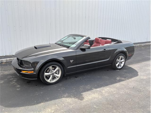 Picture of '09 Mustang - Q0QF