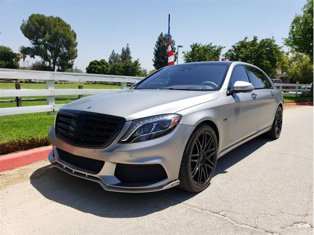 Picture of '16 S600 - Q0QI