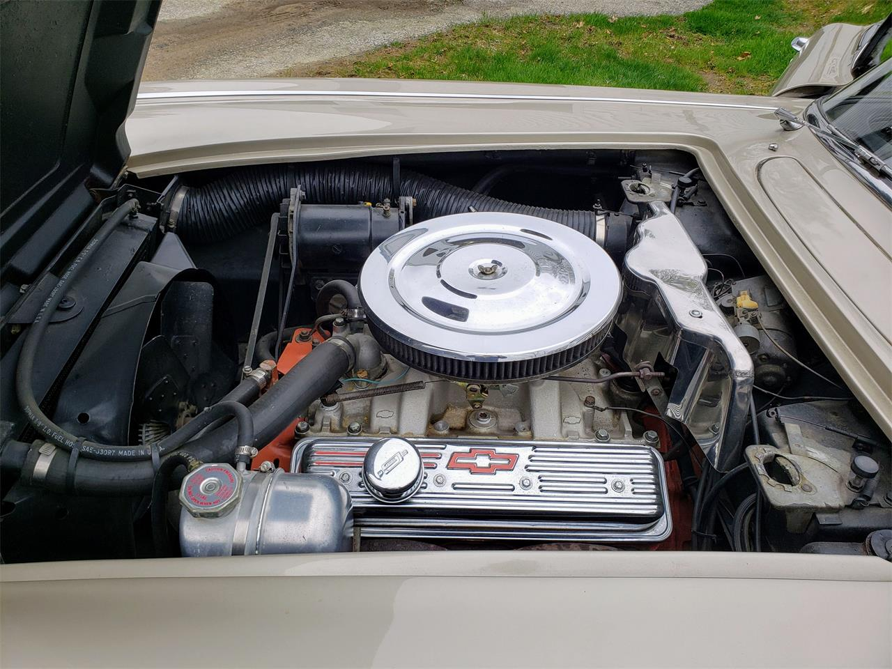 Large Picture of 1961 Corvette located in Massachusetts - $58,000.00 Offered by a Private Seller - Q0QW