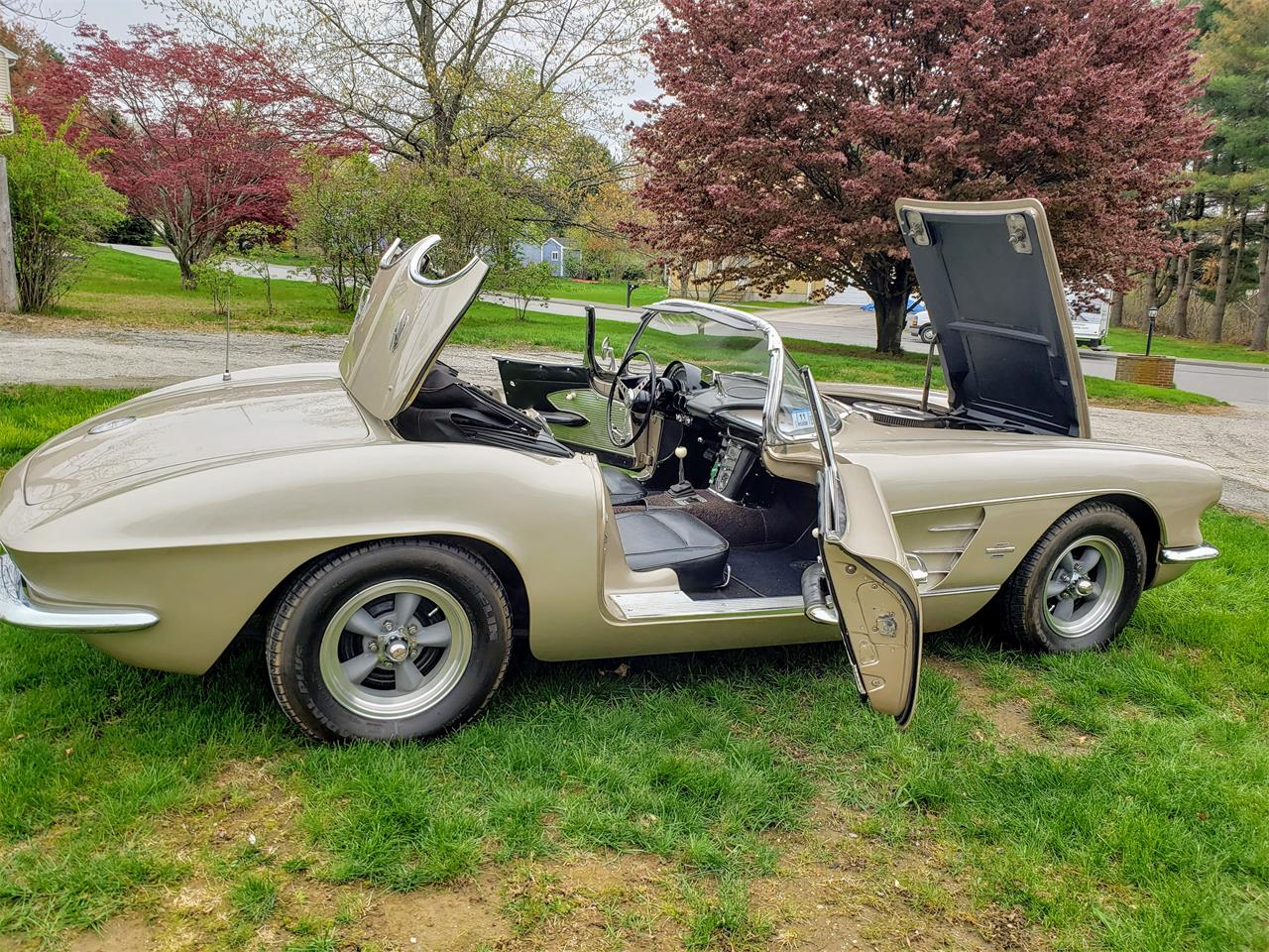 Large Picture of Classic 1961 Corvette - Q0QW