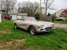 Picture of '61 Corvette located in Marlboro Massachusetts Offered by a Private Seller - Q0QW