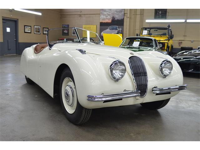 Picture of '52 XK120 - Q0QZ