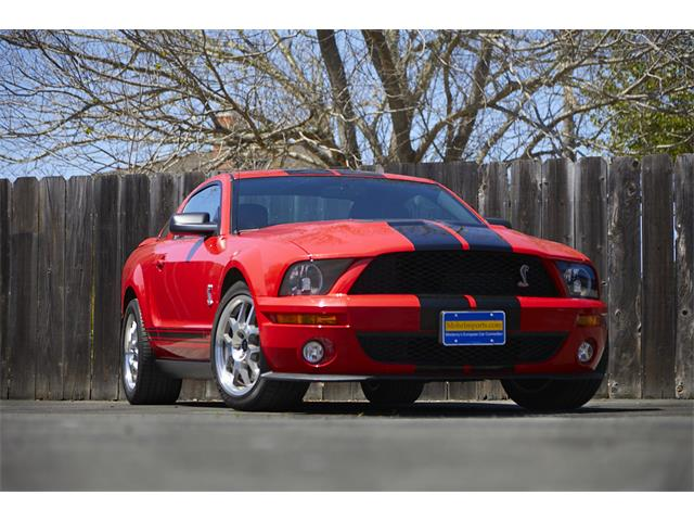 Picture of '08 GT500 - Q0R2