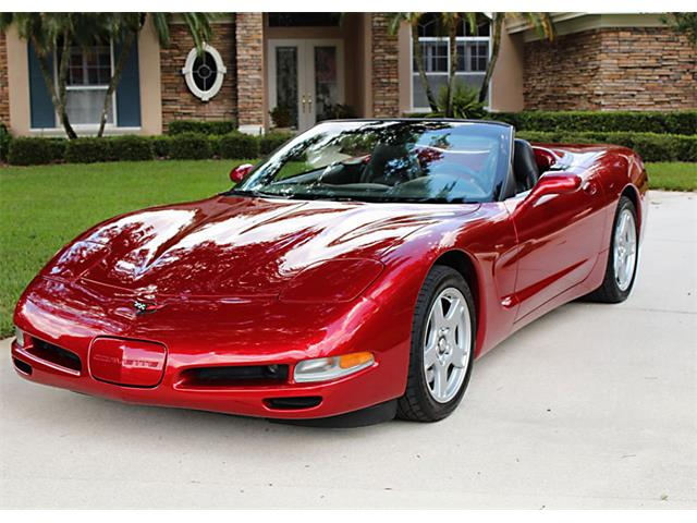 Picture of '99 Corvette - Q0R9
