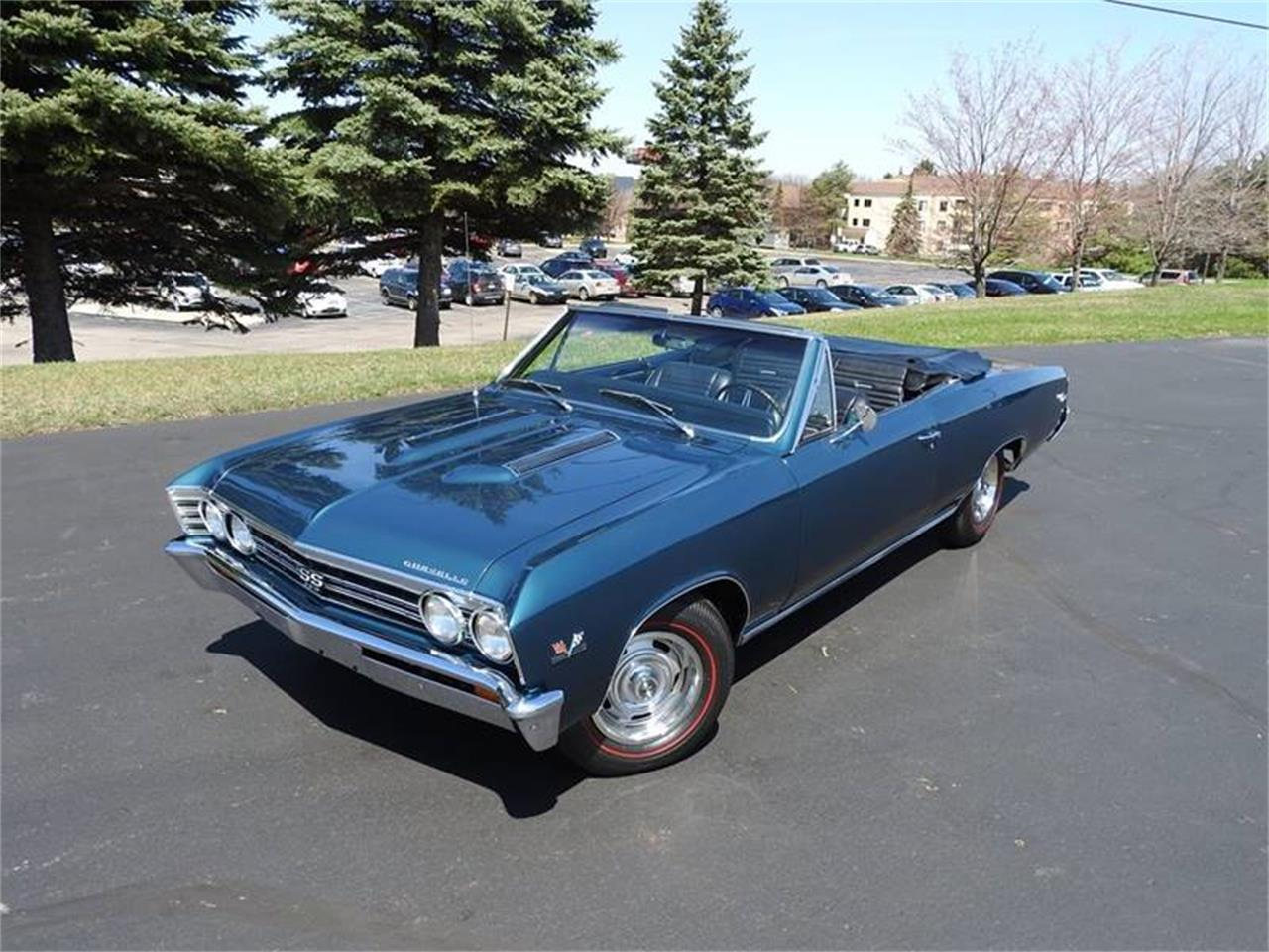 Large Picture of '67 Chevelle - PXYC