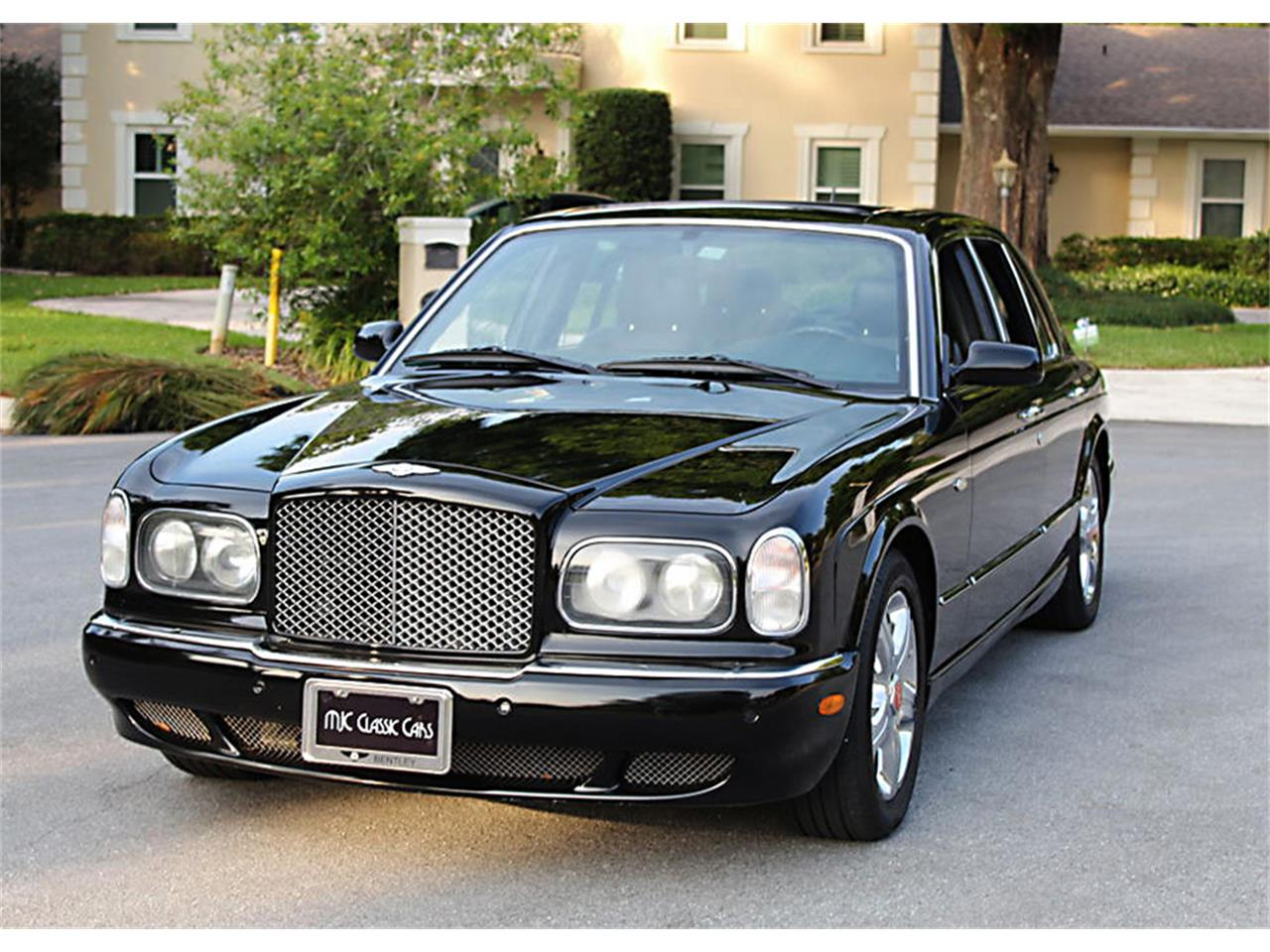 Large Picture of 2003 Arnage - Q0RC