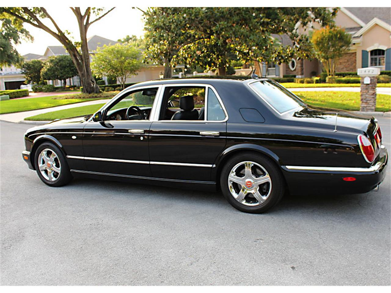 Large Picture of 2003 Bentley Arnage located in Lakeland Florida Offered by MJC Classic Cars - Q0RC