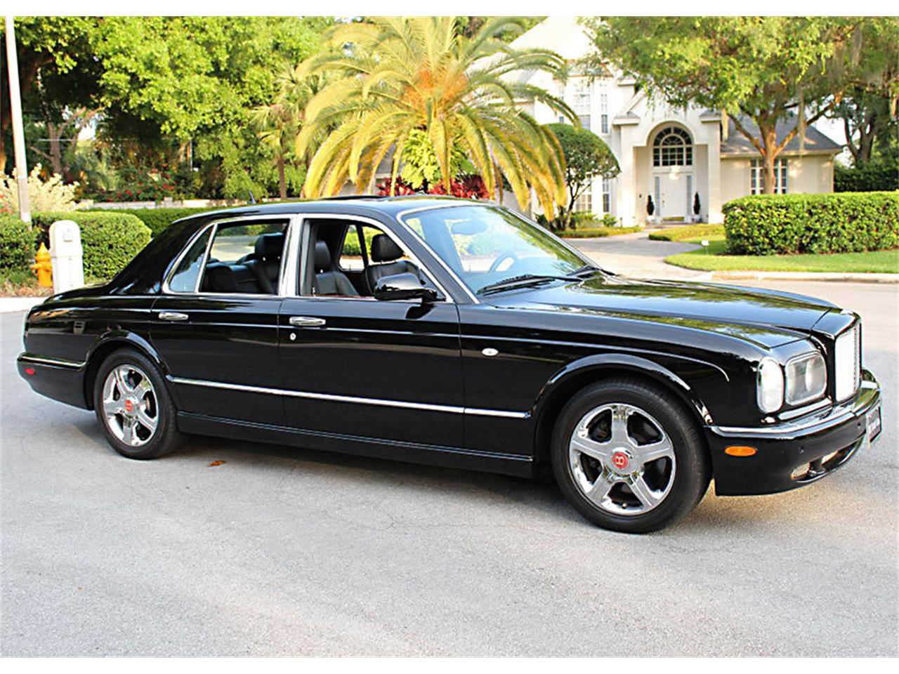 Large Picture of 2003 Bentley Arnage located in Lakeland Florida - $42,500.00 - Q0RC