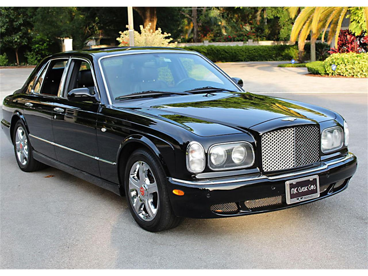 Large Picture of '03 Arnage - $42,500.00 Offered by MJC Classic Cars - Q0RC