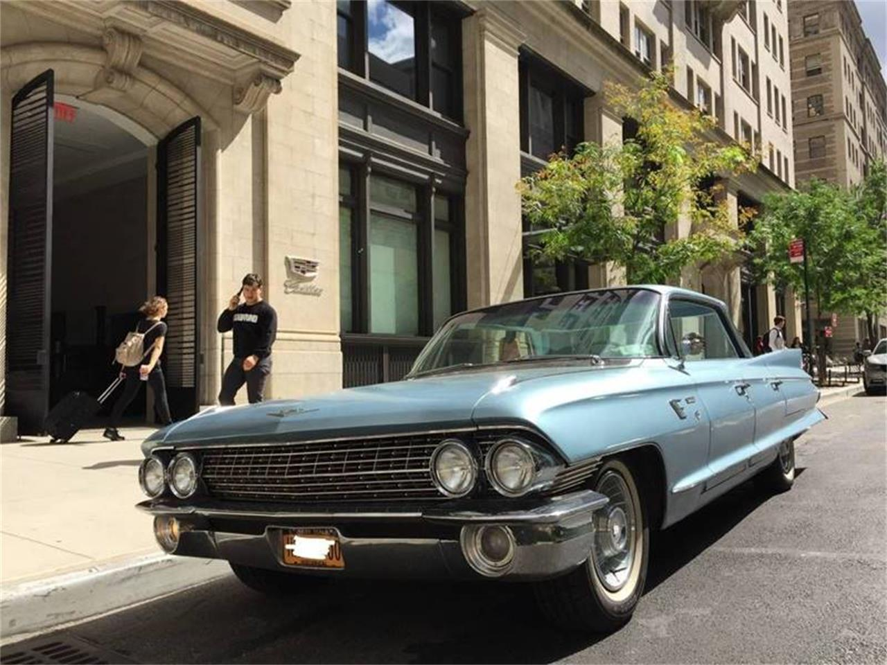 Large Picture of '61 Cadillac DeVille located in Long Island New York - $10,900.00 Offered by DP9 Motorsports - Q0RQ