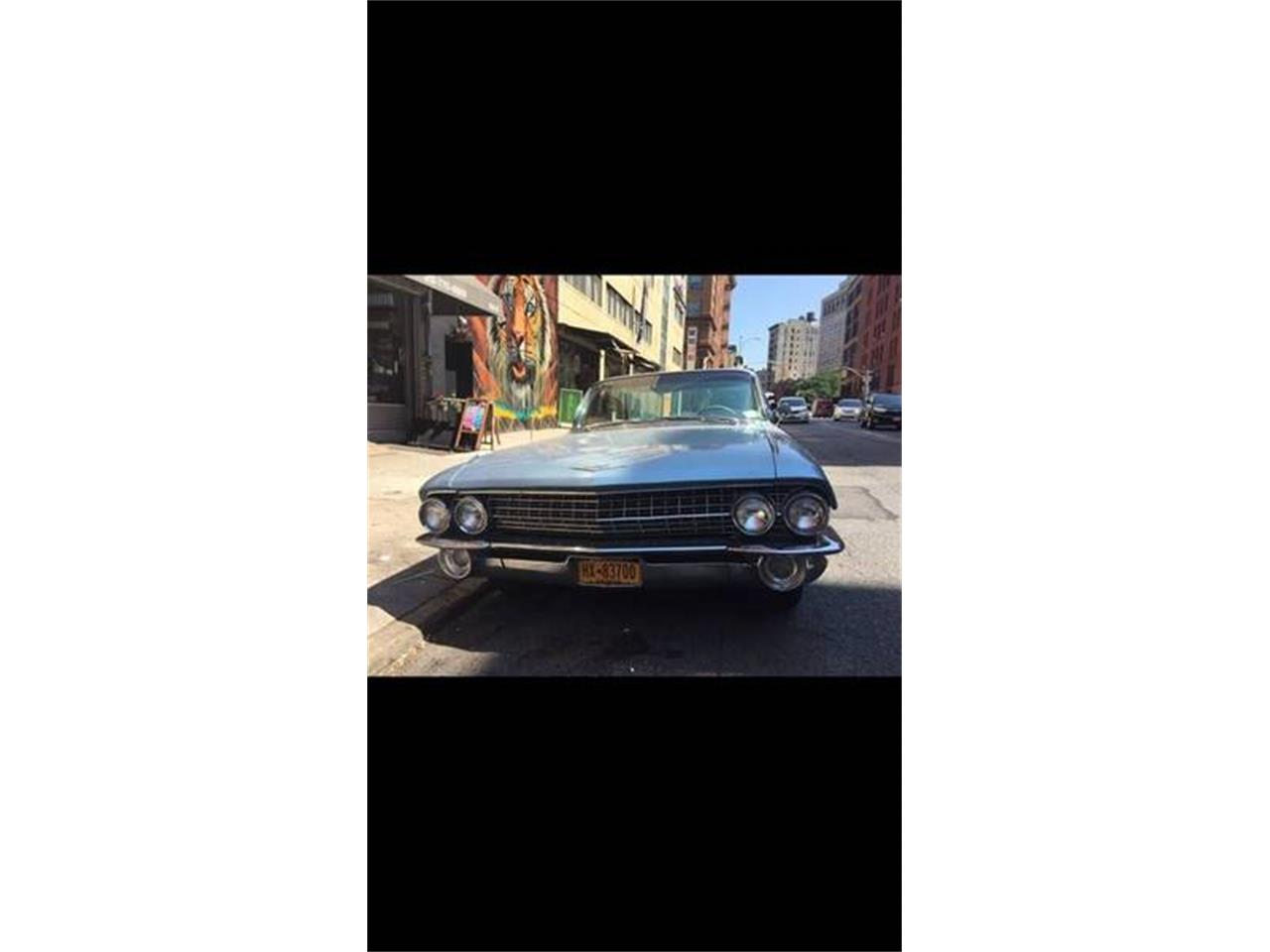 Large Picture of Classic '61 DeVille located in New York - $10,900.00 - Q0RQ