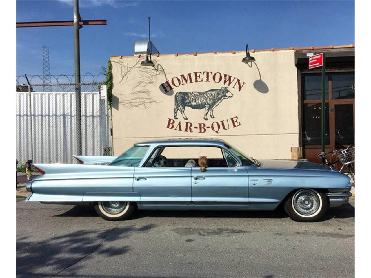 Large Picture of Classic '61 Cadillac DeVille - Q0RQ