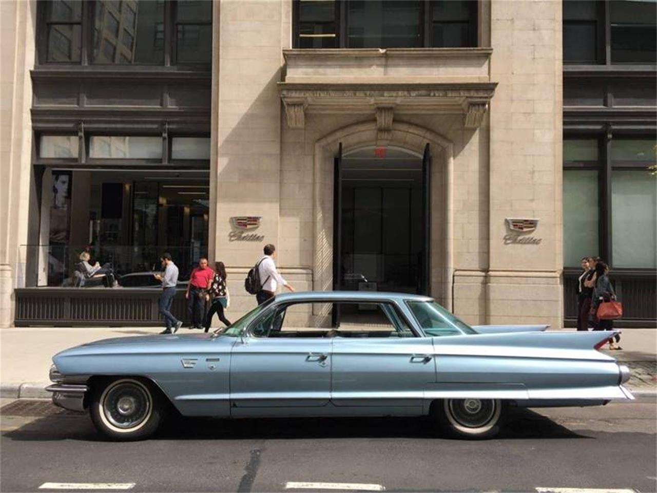 Large Picture of 1961 Cadillac DeVille - $10,900.00 Offered by DP9 Motorsports - Q0RQ