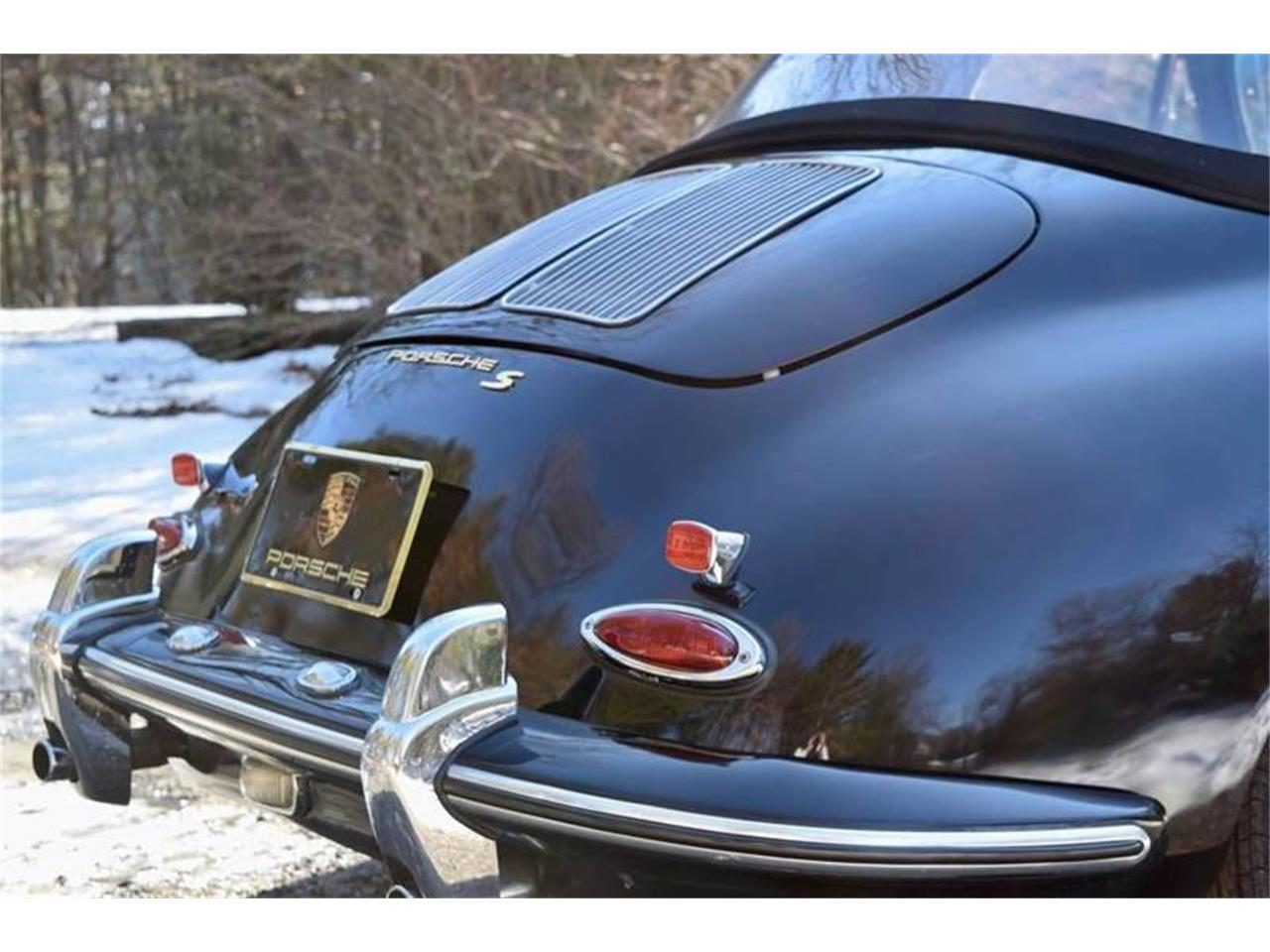 Large Picture of Classic '63 Porsche 356 located in New York - $142,000.00 - Q0RS