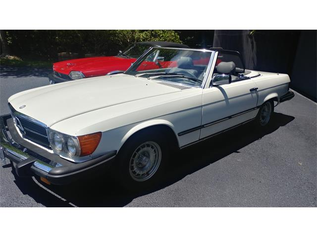 Picture of '83 380SL - Q0S0