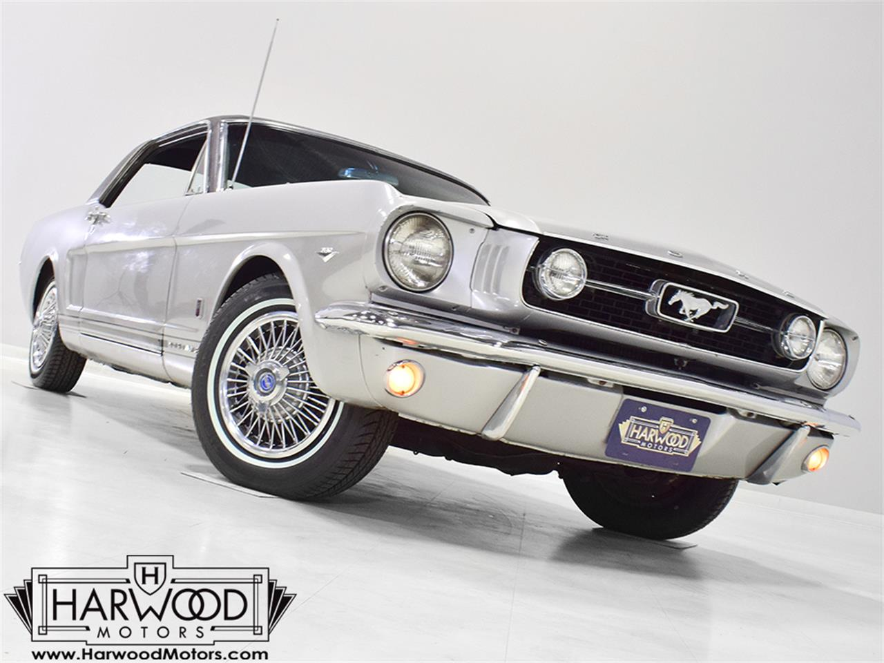 Large Picture of '66 Mustang GT - $29,900.00 Offered by Harwood Motors, LTD. - Q0S5