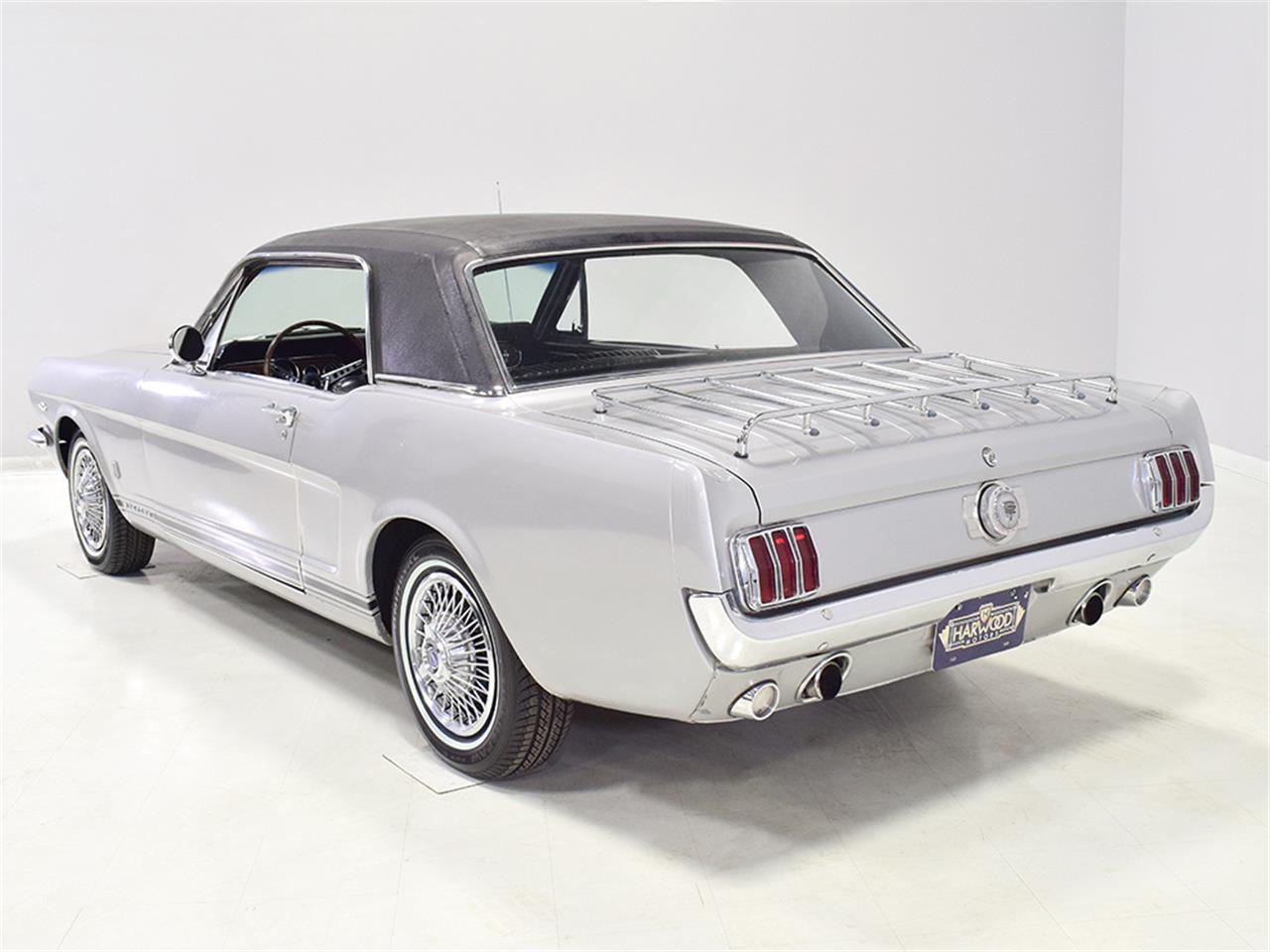 Large Picture of 1966 Mustang GT Offered by Harwood Motors, LTD. - Q0S5