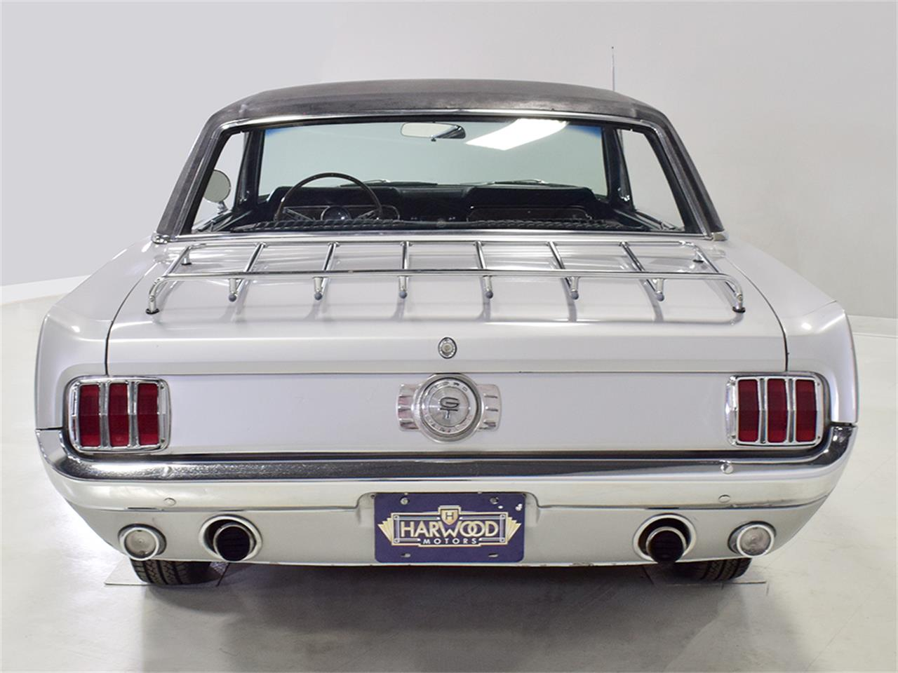 Large Picture of Classic '66 Ford Mustang GT located in Macedonia Ohio Offered by Harwood Motors, LTD. - Q0S5