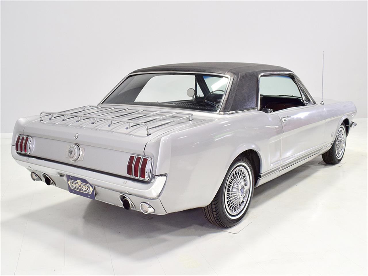 Large Picture of 1966 Ford Mustang GT - Q0S5