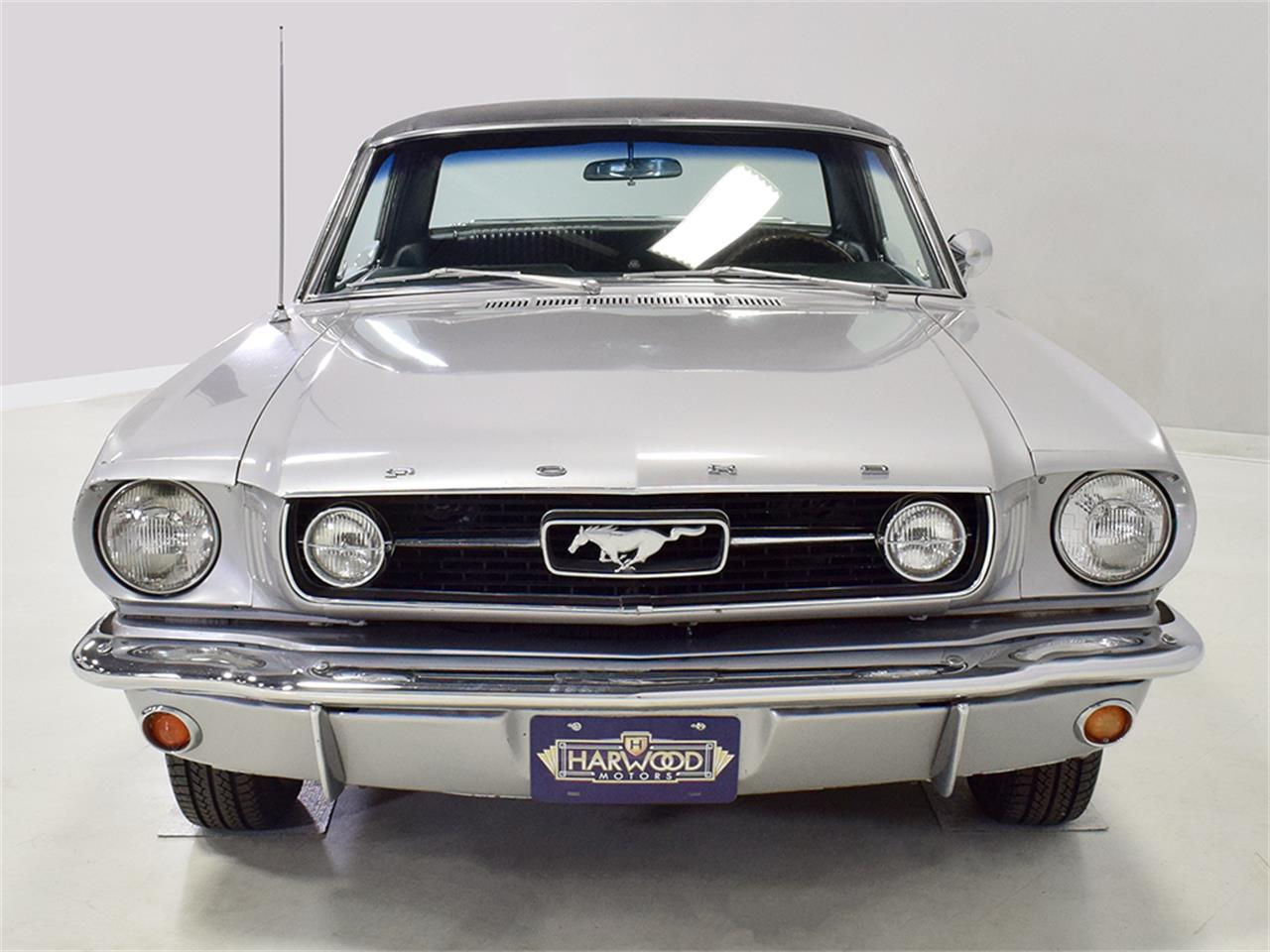 Large Picture of Classic 1966 Mustang GT located in Macedonia Ohio - Q0S5